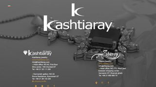 Mohammad Kashtiaray Jewelry