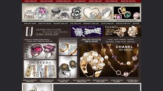 Jewellery Shops Dubai